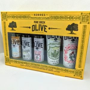 Korres Pure Greek Olive Mini 5pc Collection